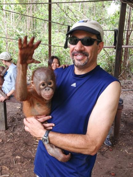 The Orangutans of Borneo with Carl Palazzolo, DVM