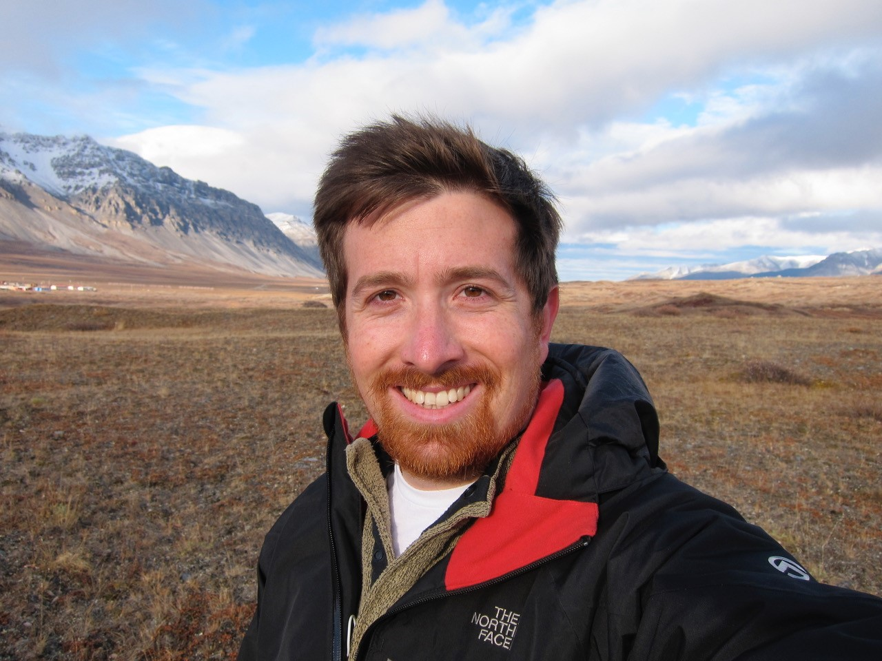 Building Swimming Pools and Relationships in the Arctic Circle with Paul Graves