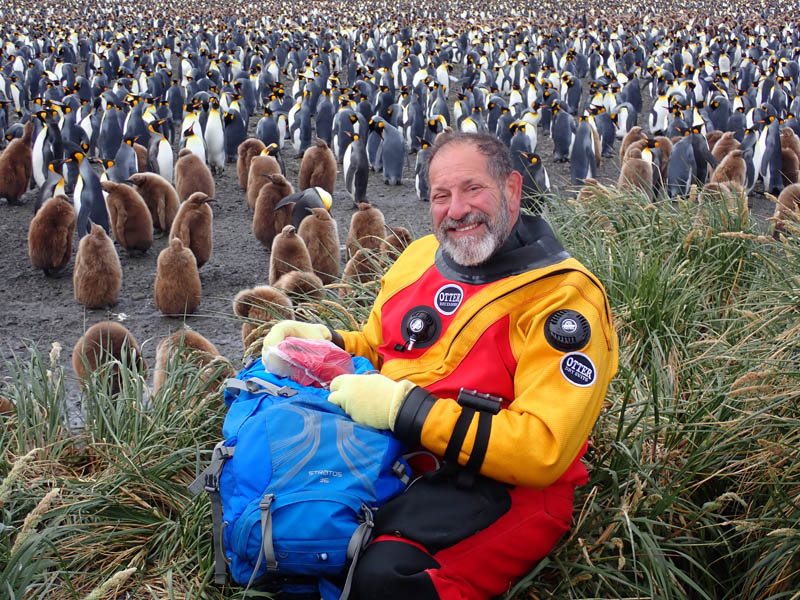 My Life as a Crash Test Dummy in Antarctica with Jeff Bozanic